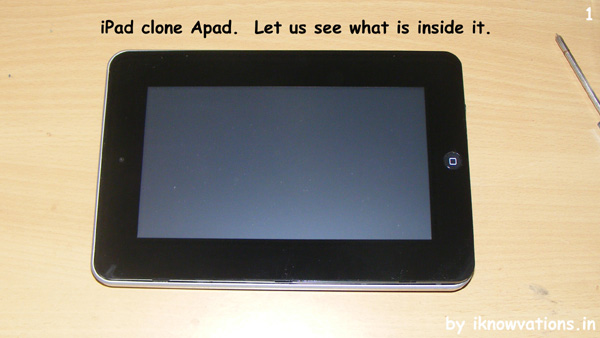 The inside story of an iPad clone.