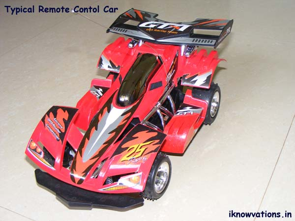 RC Remote Control Cars – The inside story