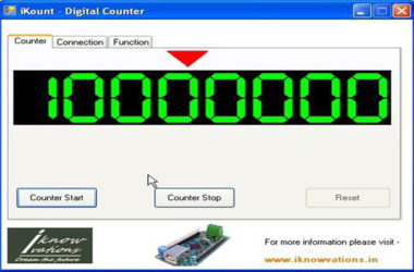 Digital counter iknowvations.in
