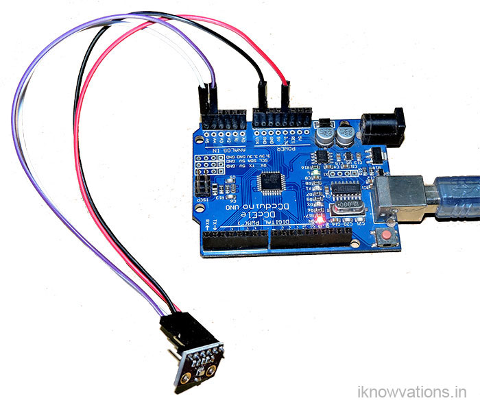 BMP-280 pressure sensor with arduino - iknowvations.in