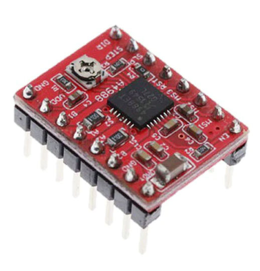 A4899 Stepper motor driver module-1 -iknowvations.in
