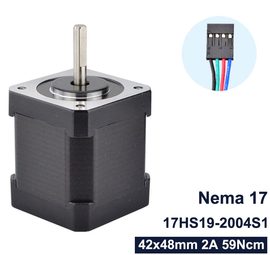 Stepper motor - iknowvations.in